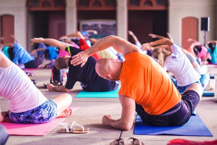 Yoga Exercises For Breathing Techniques